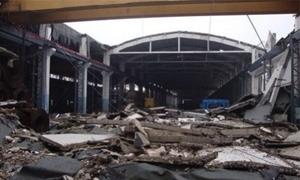الوزير طعمة يعلن: ألف مليار ليرة قيمة أضرار قطاع الصناعة في سورية