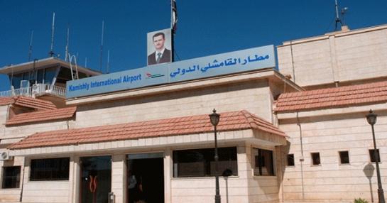 مطار القامشلي يسيّر 188 رحلة لثلاث شركات طيران خلال الشهر الماضي
