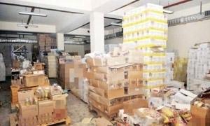 500 ضبط تسوية بقيمة 14 مليون ليرة في دمشق الشهر الماضي