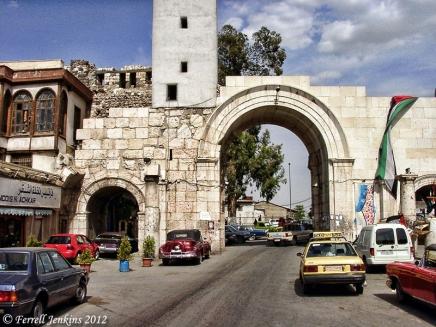 دمشق: توزيع السندات العقارية لمنطقة باب شرقي مستمر