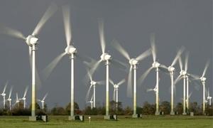 إحدها لشركة روسية.. منح أربع رخص لمشاريع توليد الكهرباء بطاقة الرياح في سورية