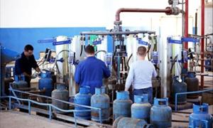 نحو 1.500 مليار ليرة قيمة المشاريع الصناعية المرخصة في درعا خلال2015..منهامعمل لتعبئة الغاز المنزلي والتجاري