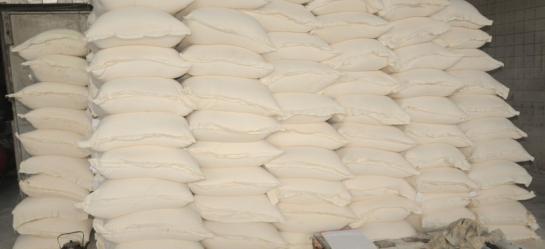 مصادرة 2.5 طن من الدقيق التمويني في حماة