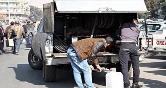 توزيع أكثر من 300 مليون ليتر من مازوت التدفئة في سورية لغاية الآن