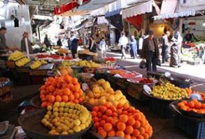 أكثر من 1500 مخالفة تموينية في أسواق دمشق و إغلاق 49 محل تجارياً الشهر الماضي