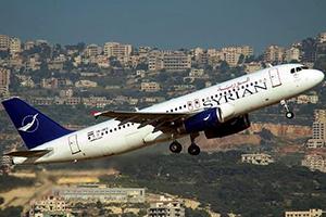السورية للطيران تقترب من صفقة شراء طائرة