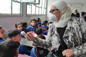 الصحة المدرسية: 392 حالة إصابة  بين كوادر التربية والطلاب في سورية واللاذقية على رأس القائمة