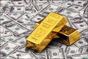الدولار يرتفع.. و الذهب يهبط