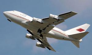 ارتفاع حركة المسافرين بمطار البحرين الدولي 24% في يوليو