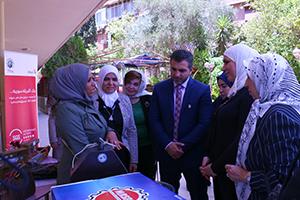 جمعية المبرة وبنك البركة سورية يطلقون مشروع نجاحنا مع البركة بيكبر