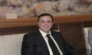 باسل الحموي خلفاً لغريواتي في رئاسة غرفة صناعة دمشق