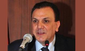 باسل الحموي: نسعى  للتوسط مع الحكومة  على تعويض متضرري احتراق المنشآت الصناعية