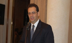 باسل الحموي يعود للعمل مع مؤسسة التمويل الدولية