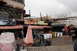 مسؤول لبناني: مصانع سورية غير شرعية في لبنان..و افتتاح سوق الحميدية في بيروت