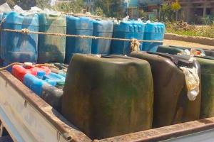 تقرير: أكثر من 12 مليار ليرة حركة التجارة القائمة في البنزين الحر في دمشق خلال شهر واحد