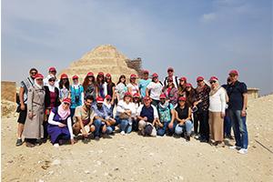 بنك البركة سورية يدعم برنامج تدريبي لطلاب الدراسات العليا في جامعة دمشق مع مركز إحياء تراث العمارة في مصر