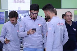 البركة سورية يشارك في رعاية فرق الجامعات السورية المتأهل للمسابقة البرمجية العربية بمصر