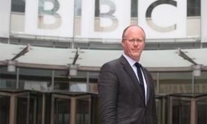 تعيين جورج إنتويسل مديراً عاماً جديداً لـ بي بي سي