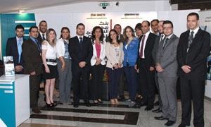 بنك بيمو السعودي الفرنسي يشارك في المعرض الثاني لإعادة إعمار سورية