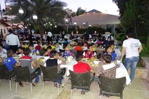 بنك بيمو السعودي الفرنسي يقيم حفل إفطار لأطفال جمعية دار الأيتام الاسلامية في حلب و حماة