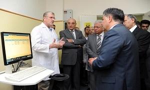 مشفى البيروني يطلق 8 عيادات تخصصية جديدة