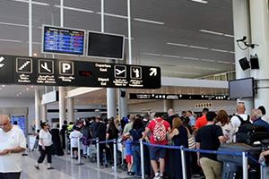 أقلها 33 دولاراً... لبنان تصدر رسوم جديدة على المسافرين من مطار بيروت الدولي