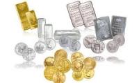 ارتفاع أسعار الذهب والفضة والدولار واستقرار البلاتين