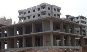 ضبط 164 مخالفة بناء بحلب