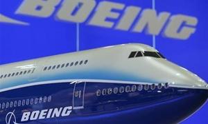 سهم بوينج يهبط حوالي 7% بعد انباء عن حريق بطائرة 787 في مطار هيثرو
