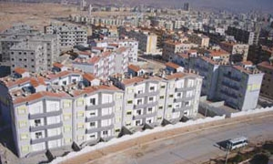 18 منطقة تطوير عقاري رهينة الوحدات الإدارية