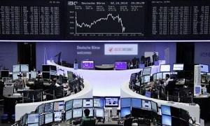 الأسهم الأوروبية تواصل ارتفاعها وتراجع اليورو يدعم شركات التصدير