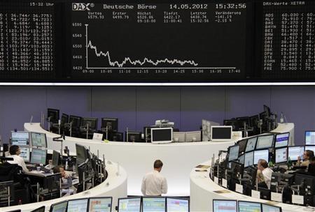 الأسهم الأوروبية تنتعش بدعم من البيانات ألمانية