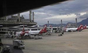البرازيل تمنح مستثمرين من القطاع الخاص حقوق تشغيل اثنين من اكثر مطاراتها ازدحاما