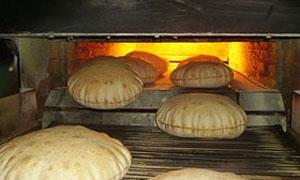 564 طناً إنتاج المخبز الآلي في جبلة