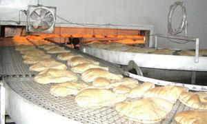 المخابز ترفع إنتاجها في 2011 بنسبة 141 %