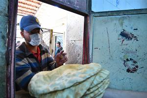 وزير التموين: الطحين و القمح متوفران في سورية لأشهر قادمة..وهذا مصير دعم الخبز