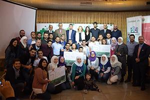 بنك البركة سورية الراعي البلاتيني لفعالية Startup weekend Homs
