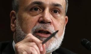 البنك المركزي الامريكي يبقي برنامجه للتحفيز الاقتصادي بلا تغيير