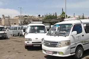 بنسبة ارتفاع 25-30%.. زيادة أجور و تعرفة نقل الركاب على 1000 خط في ريف دمشق