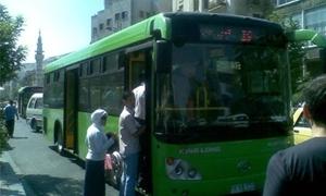 محافظة ريف دمشق تصدر أجور النقل الجديدة