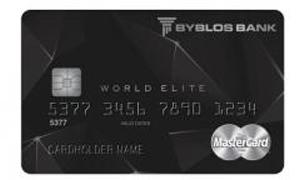 بطاقة ائتمان جديدة من