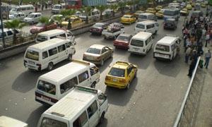 2مليون مركبة مسجلة في سورية حتى نهاية 2011