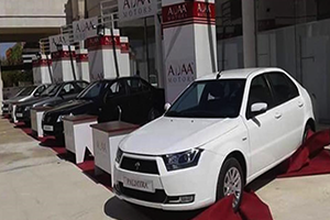 بعد توقف لسنوات.. افتتاح اول معرض للسيارات في سورية بمشاركة ثلاثة شركات فقط!!