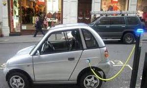 الاستثمار السورية تستعد لإنتاج ألف سيارة كهربائية