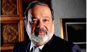 كارلوس سليم  يتصدر قائمة أغنياء العالم للعام الرابع على التوالي والوليد بن طلال يقاطع