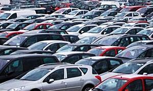 تراجع عدد السيارات المسجلة في