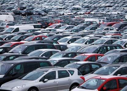 دراسة لتجارة دمشق :تراجع مبيعات السيارات بنسبة 90٪