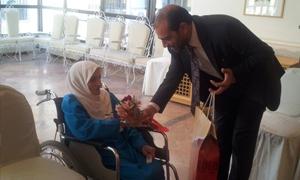 بنك الشام يكرم أمهات