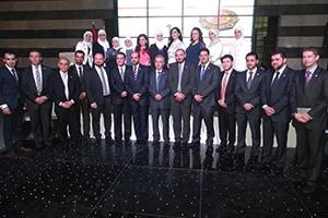 بالصور:بنك الشام يحتفل بمرور 10 سنوات على تأسيسه وحصوله على شهادة الجودة العالمية