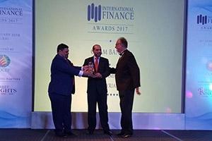 بنك الشام يحصد جائزة أفضل بنك إسلامي في سورية لعام 2017
